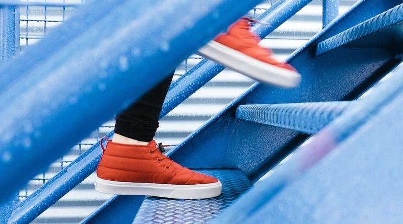 Fare le scale fa bene alla salute