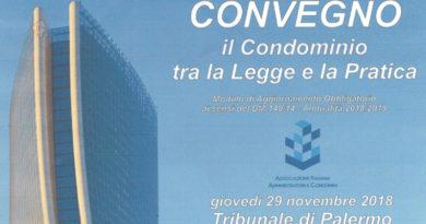 Convegno il Condominio tra la Legge e la Pratica